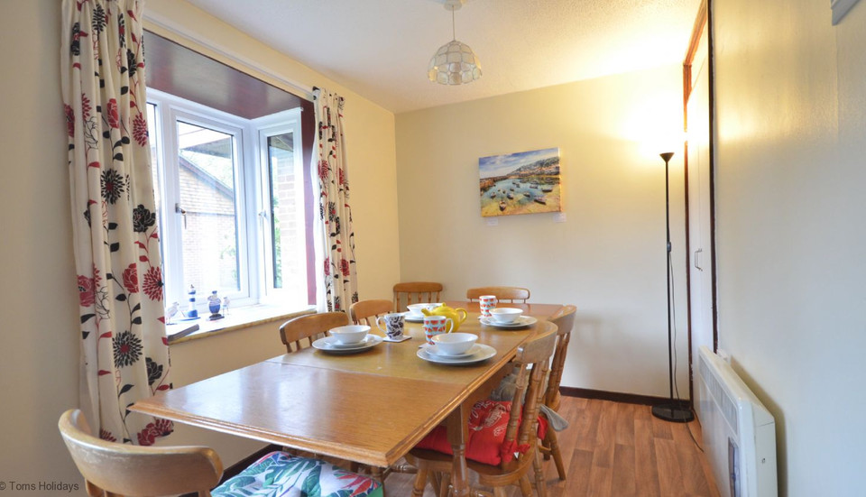 Kerrow Lodge - Dining Area