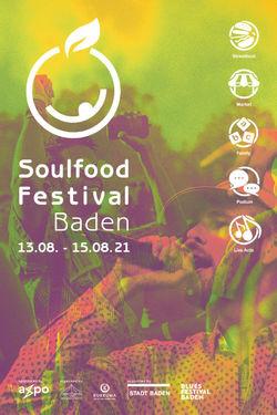 Soulfood Festival Baden, 13.8-15.8.2021