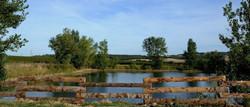 Alpelat vue sur le Lac