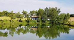 Alpelat vue depuis le Lac
