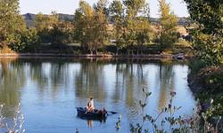 Alpelat - Le Lac
