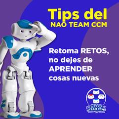 Tips NAO Team CCM