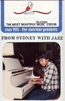 FROM SYDNEY WITH JAZZ