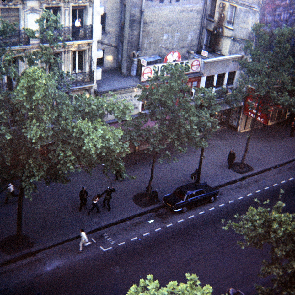 The Color of Paris: May '68