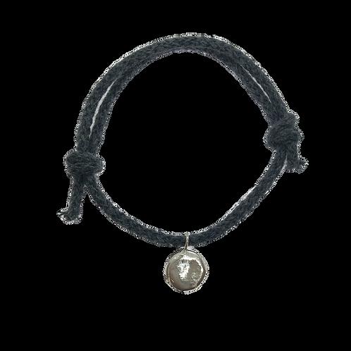 Full Moon Rope Bracelet