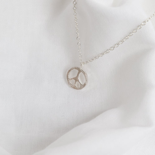 Midi Peace Necklace