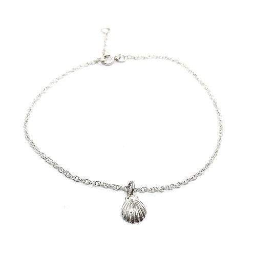 Small Shell Bracelet (Anklet Optional)