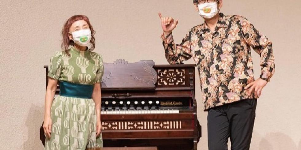 納涼・朗読三昧  8月15日