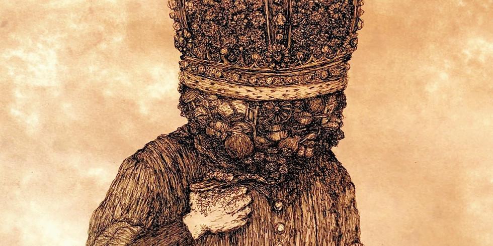 【12/4 14:00回】尾米タケル之一座 第13回公演『さいはての街の塵の王』