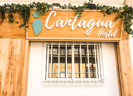 Cantagua from the outside