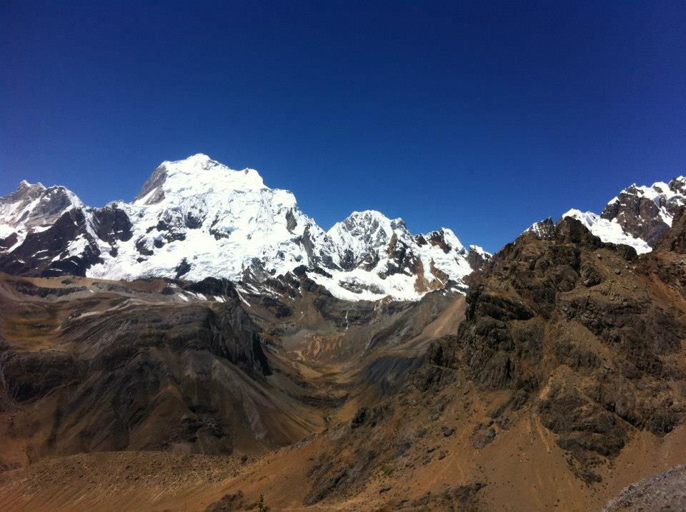 Among the 6 peaks over 6000m