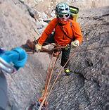 Sergio Condori UIAGMA IFMGA mountain guide Bolivia