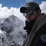 Hugo Ayaviri UIAGMA IFMGA certified mountain guide Bolivia