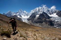 trekking and BIG mountains