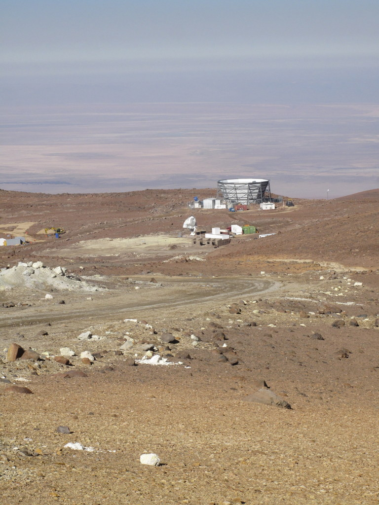 ALMA - space observation