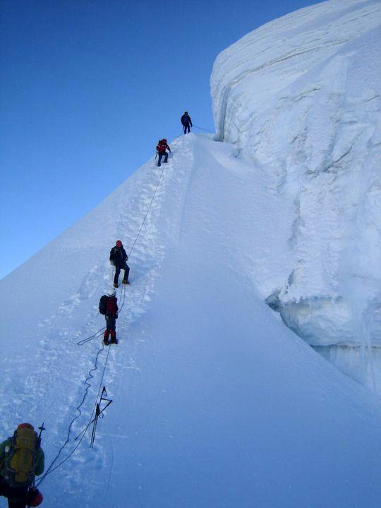 big glaciar