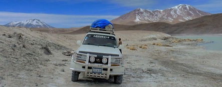 toyota land cruiser tour