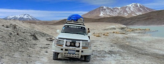 3 day tour Salar de Uyuni Bolivia overland