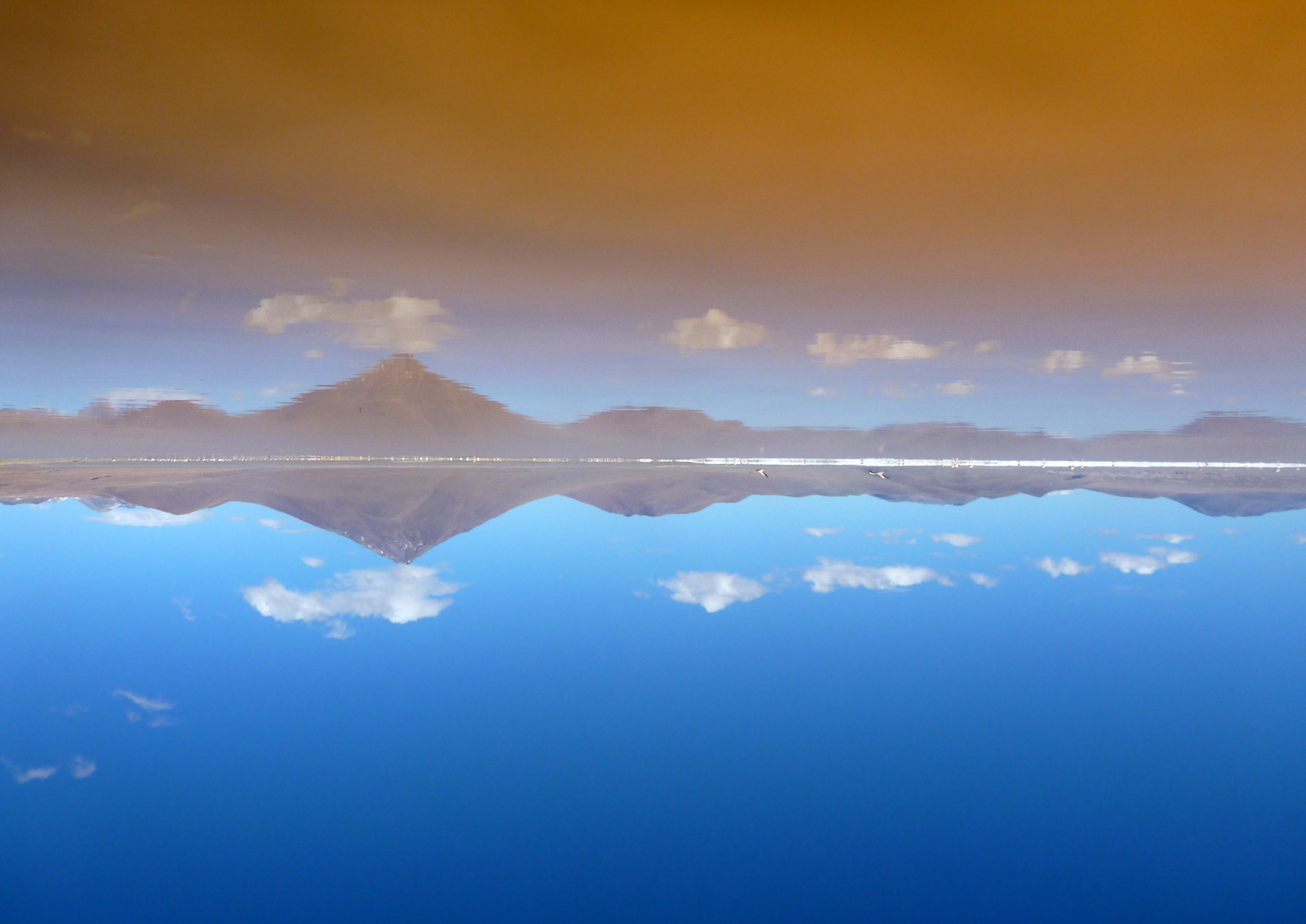 reflets du volcan Pabellon