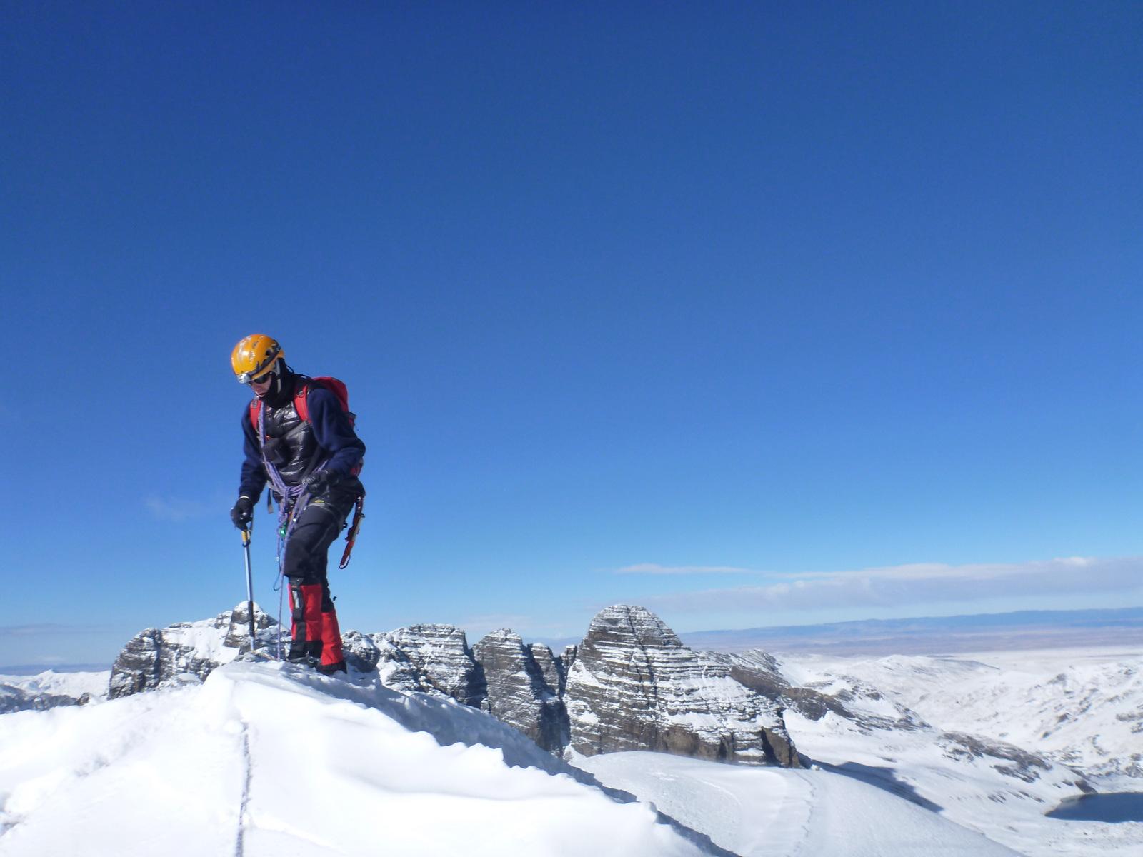 Pico Tarija  massif du Condoriri