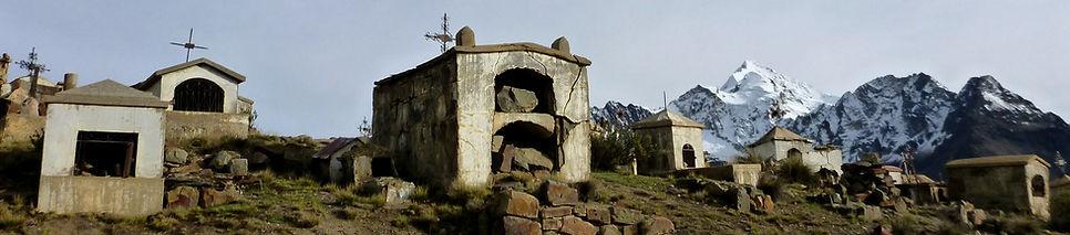 climbing Huayna Potosi in Bolivia