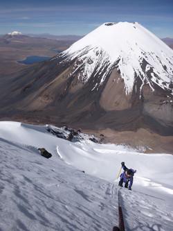 steep slope and parinakhota