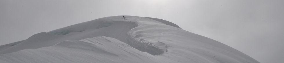 Ancohuma Illampu 2 sommets à plus de 6000m d'altitude en Bolivie