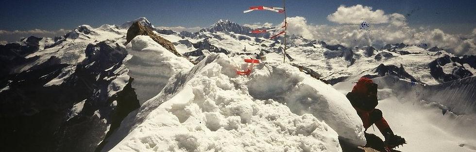 Chearoco & Chachacomani 6000 summits climbing in Bolivia