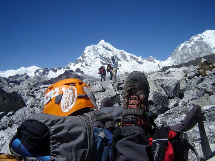 Cordillera blanca Peru   6000+ climbs in the Andes
