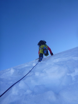 steep slopes