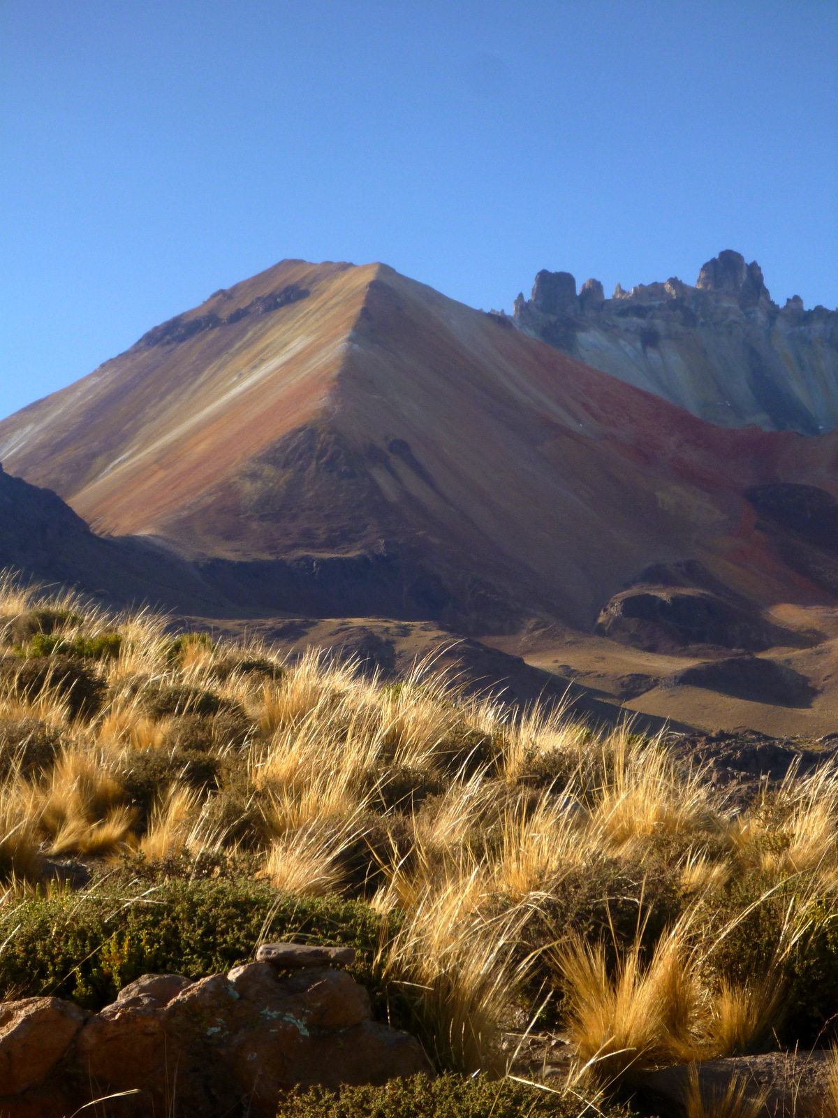 volcan Tunupa 5446m