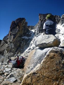 tour de granite à Hampaturi