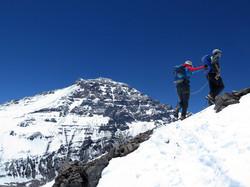 Cerro bonete aconcagua