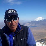Mario Chura UIAGMA IFMGA certified mountain guide Bolivia