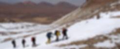 Quinoa cordillera real Bolivia Andes climbing