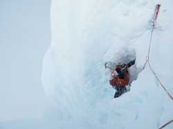 climbing Alpayamo