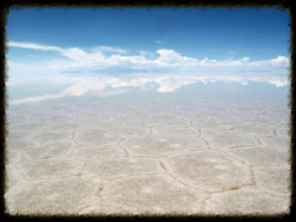 Salar de Uyuni Bolivia Dakar