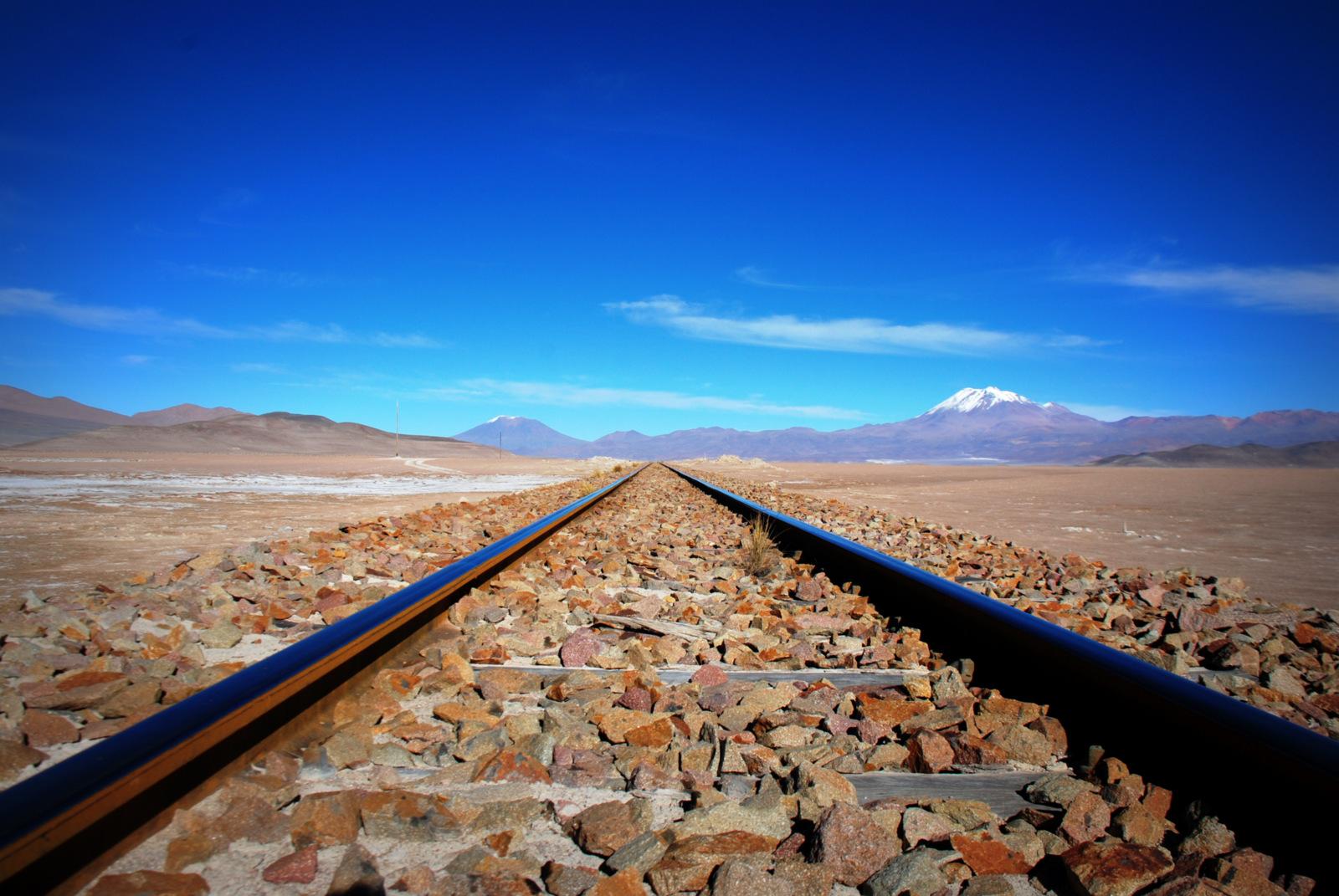 railway to Ollagüe