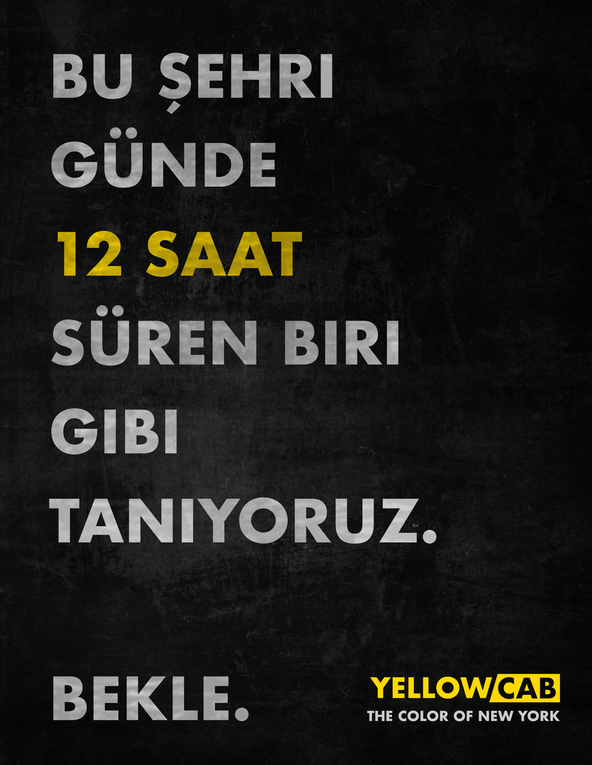 12 Hours - Turkish