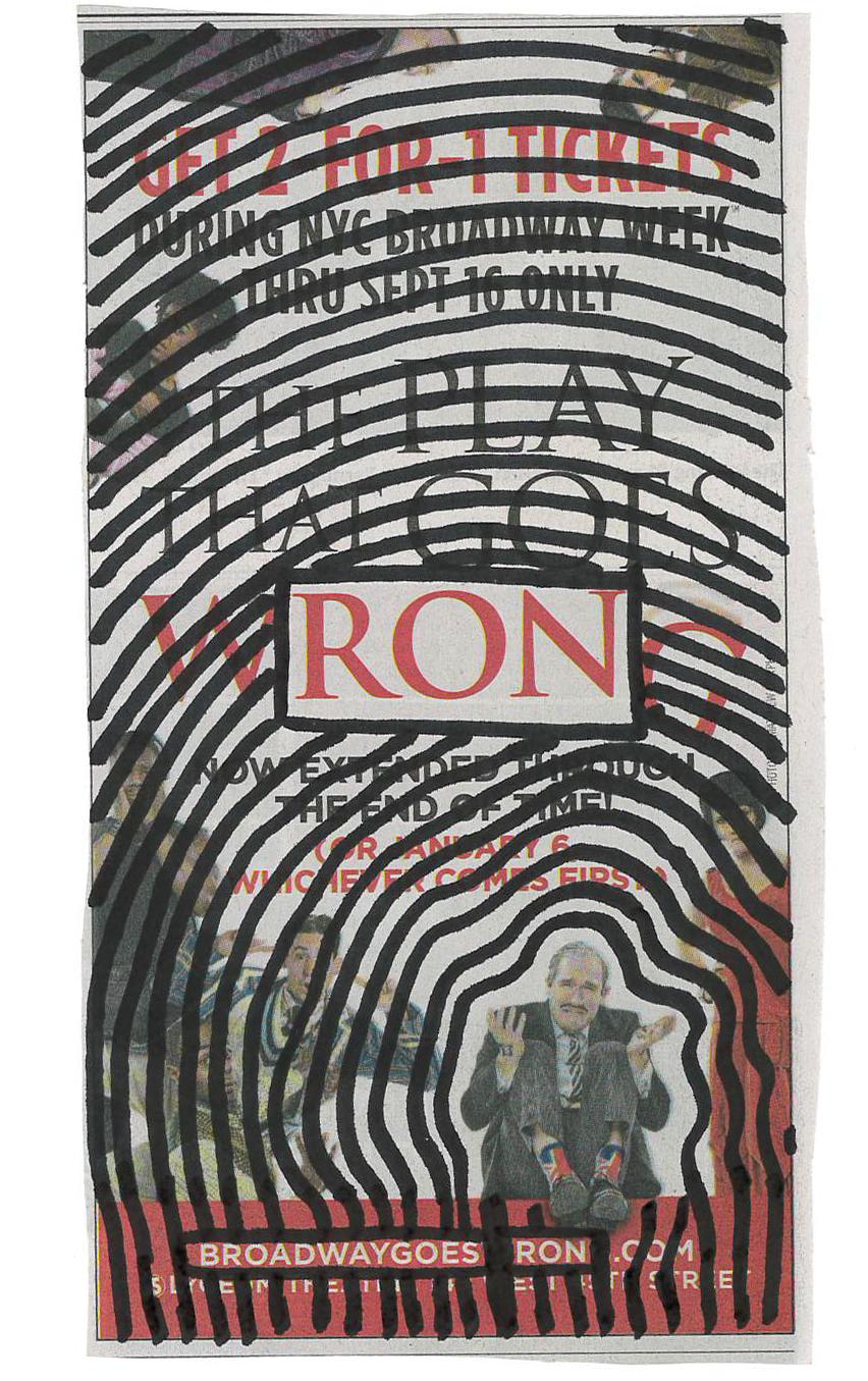 Meet Ron.