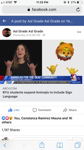 ASL Grade