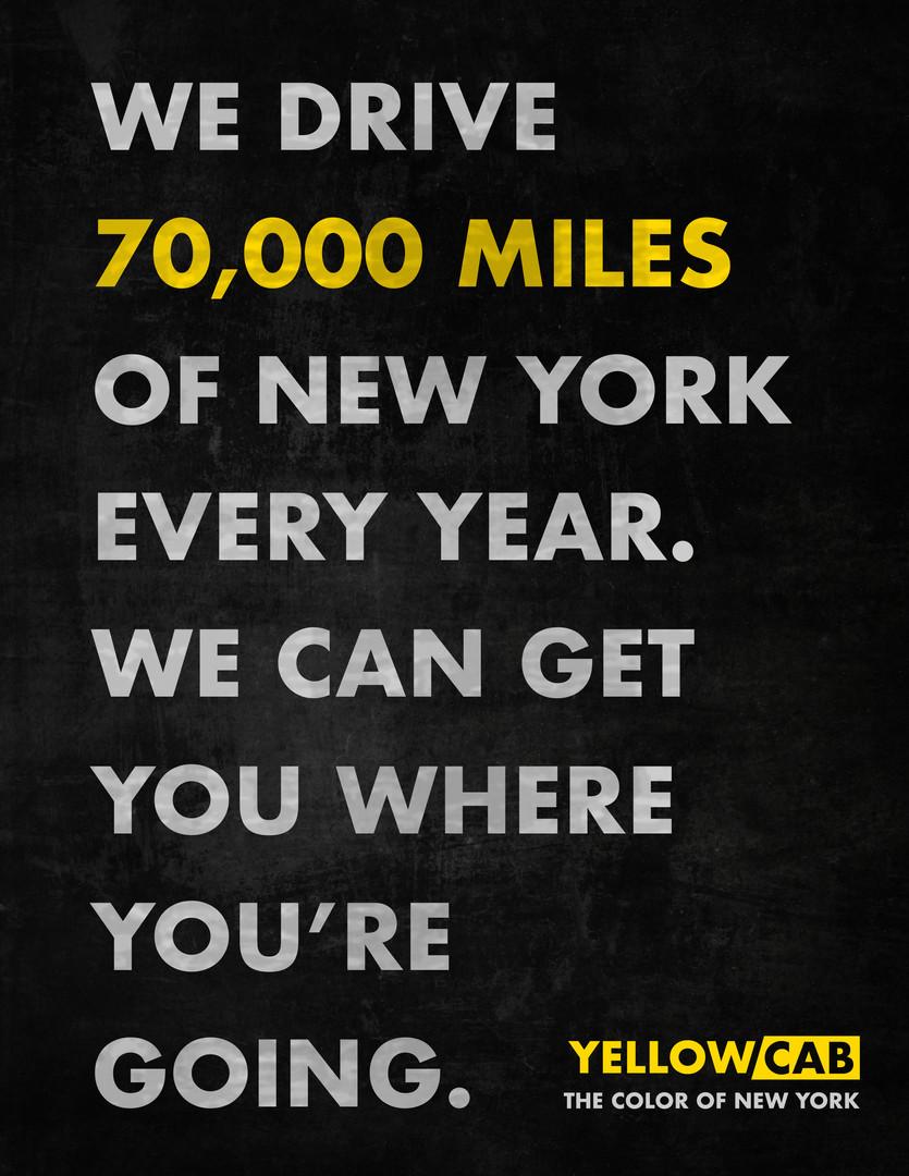 70,000 Miles