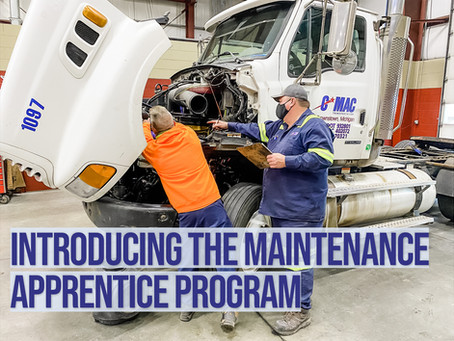 CMAC Launches Maintenance Apprentice Program