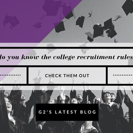 College Recruitment Rules