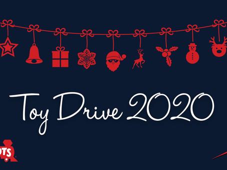 CMAC Toy Drive 2020