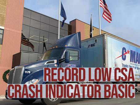 CMAC SCORES RECORD LOW IN MAY 2020 CRASH INDICATOR BASIC