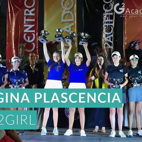 #G2Girl Spotlight - Regina Plascencia