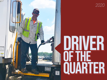 "Driver of the Quarter: Ivica ""Steve"" Trajlov"