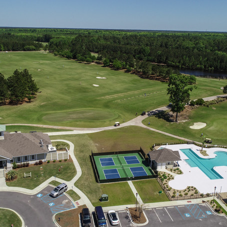 Aerial Tour of Our Home Course