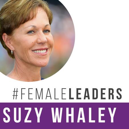 #FemaleLeaders - Suzy Whaley